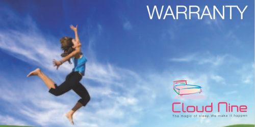 Visual Cloud Nine Warranty